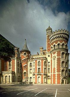 Greater Paris, Château d'Hennemont, Saint Germain en Laye