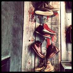 Vintage Red Wing shoes