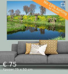 Nieuw in mijn Werk aan de Muur shop: Hollands #polderlandschap