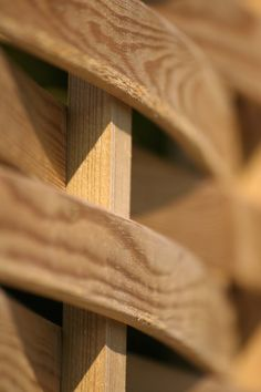 Jacksons Fencing woven fence panel | #macro #photography #garden #fence #timber