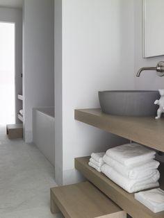 Piet Boon Styling by Karin Meyn | Soft towels for a luxurios feel