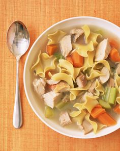 30 easy on the tummy recipes pinterest easy 30th and recipes heartburn friendly chicken noodle soup forumfinder Choice Image