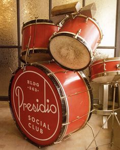 The Presidio Social Club is a restaurant housed in a 1903 officers' club in the heart of the famous San Francisco military base