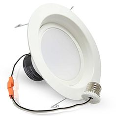 bonlux 12w 5 6 inch ul listed dimmable retrofit led recessed