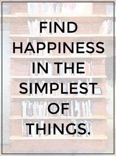 SLM couldn't agree more! What makes you happy?