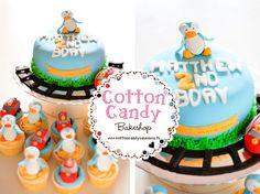 Cupcakes with Penguinocity!