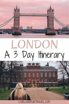 The perfect 3 day London itinerary for winter and the best photo spots in London. Best Travel Guides, Europe Travel Guide, Travel Destinations, Travel Inspiration, Travel Ideas, Travel Advice, Weekend In London, Visit Uk, London Attractions
