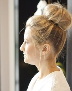 goal hairstyle for the wedding Saturday