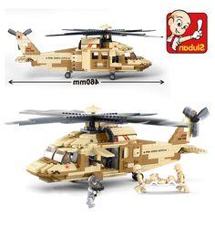 33.47$  Buy now - https://alitems.com/g/1e8d114494b01f4c715516525dc3e8/?i=5&ulp=https%3A%2F%2Fwww.aliexpress.com%2Fitem%2FUH-60L-Black-Hawk-Helicopter-Retail-Sluban-M38-B0509-Certified-Product-439PCS-Building-Blocks-Learning-Education%2F32745395062.html - UH-60L Black Hawk Helicopter Retail Sluban M38-B0509 Certified Product 439PCS Building Blocks Learning Education Kid Toys 33.47$