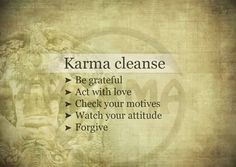 21 Laws of Karma