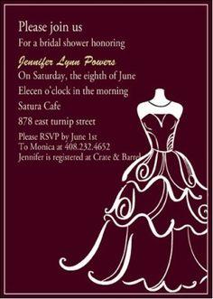 bridal shower invitations invites invitation cards bridal shower invitation wording elegant wedding invitations