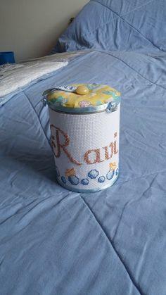 Latinha para lenços higiênicos - Ravi