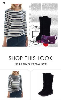 """#newchic"" by svabicaa ❤ liked on Polyvore featuring Oris"