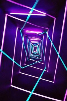Neon neon wallpaper for android Neon Wallpaper, Iphone Wallpaper, Wallpaper Wallpapers, Neon Bleu, Instalation Art, Purple Aesthetic, City Aesthetic, Dubstep, Neon Lighting