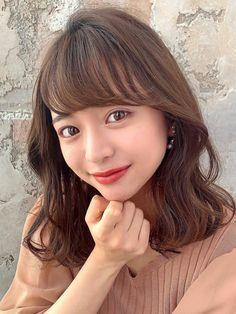Japanese Girl, Hair Color, Chair, Hair Styles, Beautiful, Faces, Japan Girl, Hair Plait Styles, Haircolor