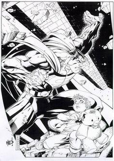 Superman by Joe Madureira