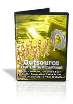 Outsource Your Traffic Video Tutorials !!! Generating targeted traffic to your websites is a must, but who says you have to do it all by yourself?  In these video series, you will unearth the jealously guarded secrets that most Internet Marketing top guns are fighting to keep it just that: a secret.  Discover how you can leverage your traffic generation efforts on other people's effort, other people's website and take advantage of the Web 2.0 phenomenon to...
