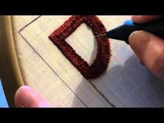 Introduction To Punch Needle Embroidery ~A Close Up
