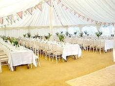 Decorating Wedding Tents: Everything You Need to Know About Wedding Tent Decoration