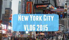 VLOG | New York City 2015 | Asia Jade
