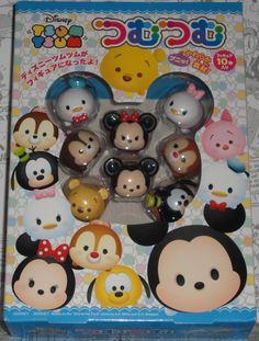 Disney Tsum Tsum Stacking Toy by Ensky
