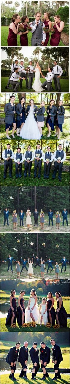 funny groomsmen wedding photo ideas / http://www.deerpearlflowers.com/fun-groomsmen-photo-ideas-and-poses/