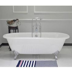 ryedale cast iron roll top bath 1700mm without tapholes barn bathroom pinterest cast iron