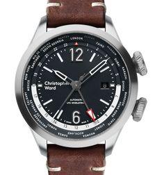 Christopher Ward C8 UTC Worldtimer Watch