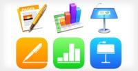 Apple aggiorna Pages Numbers e Keynote sia su iOS che MacOS: ecco le novità