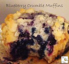 Blog post at A Blender Mom : If you were asked what your favorite add in to a muffin recipe was what would you say? My favorite add ins are blueberries or chocolate chip[..]