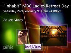 MBC Ladies Retreat Day Saturday 2nd February 2013