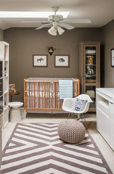 baby room themes outdoorsy | 19 Adorable Baby Nursery Design Ideas | Style Motivation