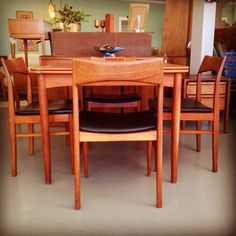 Teak Dining Set $995 #sold