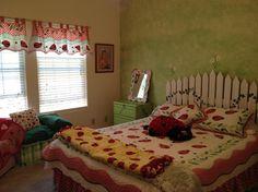 Ladybug themed room