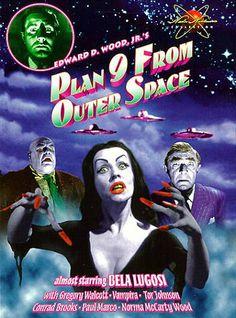 Edward Wood Jr. / B Movies rules!