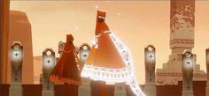 Journey : le jeu somptueux et onirique du PSN.    Pour moi, le meilleur jeu au monde.