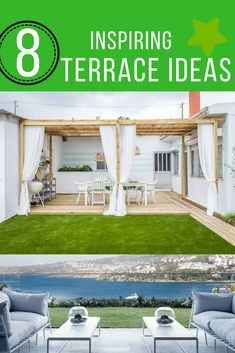 Prepare Your Terrace For Summer With 8 Inspiring Samples. Interior Design  ...