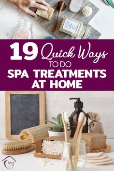 I love that I can easily do these home spa treatments at home. These easy home spa treatments will g Natural Cough Remedies, Natural Cures, Herbal Remedies, Home Remedies, Aloe Vera, Dandruff Remedy, Home Spa Treatments, Nails Polish, Bath Recipes