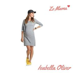 """Easy to wear"" zwangerschapsjurk. Dresses For Work, Easy, How To Wear, Fashion, Moda, Fashion Styles, Fashion Illustrations"