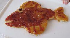 Torta - Cake - Pesce d'Aprile - April fool's day