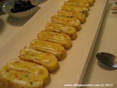 Gaeran Mari (Korean Egg Omelete)