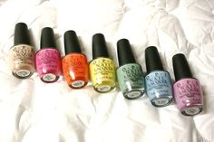 OPI need to add these to my collection =)