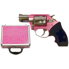 Charter Arms Chic Lady Revolver :) Yes