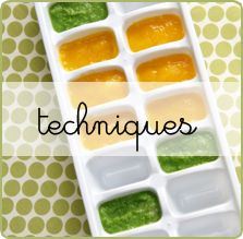 Learn to make your own homemade baby food with locally grown produce.