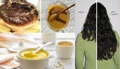 Recette Testée 100% Naturelle Economique Pour Faire Pousser Les Cheveux Plus Rapidement Que Tout Ce Que Vous Avez Essayé | Coiffure simple et facile