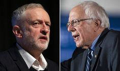 The US radical thinker blames the media for Jeremy Corbyn's unpopularity and says he would vote for him