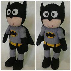 Batman em feltro