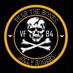 Fear the Bones, VF-84 Jolly Rogers