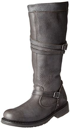 Harley-Davidson Women's Cyndie Work Boot, Slate, 7 M US -- Click on the image for additional details.