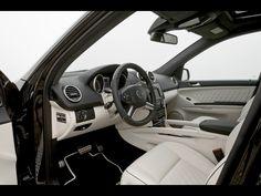 Mercedes-Benz ML W164 interior